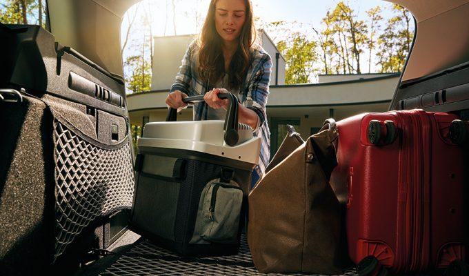 ŠKODA prtljažnik